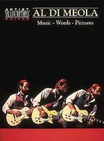 Music, Words, Pictures Sheet Music