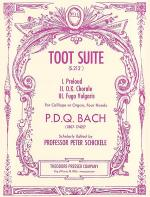Toot Suite Sheet Music