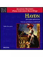 Haydn, Six Easy Sonatas (CD) Sheet Music