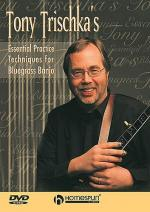 Tony Trischka: Essential Practice Techniques For Bluegrass Banjo DVD Sheet Music