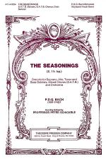 The Seasonings (S. 1 1/2 Tsp.) Sheet Music