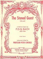 The Stoned Guest Sheet Music