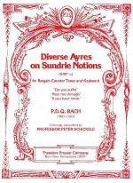 Diverse Ayres On Sundrie Notions Sheet Music