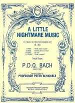A Little Nightmare Music Sheet Music