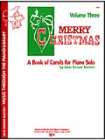 Merry Christmas, Volume 3 Sheet Music