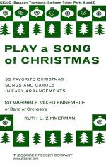 35 Favorite Christmas Songs and Carols in Easy Arrangements Sheet Music