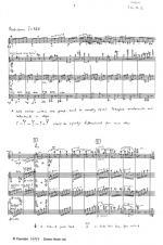 Mason: String Quartet No. 2 Sheet Music