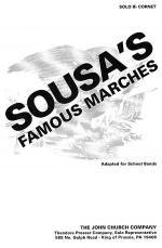 Sousa's Famous Marches Sheet Music