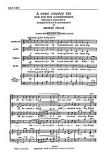 A Sweet Country Life Sheet Music