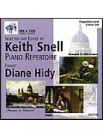 Neil A. Kjos Piano Library CD: Baroque/Classical, Romantic, Etudes, Prep & Level 1 Sheet Music