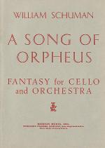 A Song of Orpheus Sheet Music