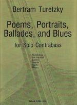 Poems, Portraits, Ballades, and Blues Sheet Music