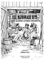 Six Bluegrass Hits Sheet Music