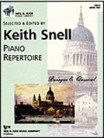 Neil A. Kjos Piano Library-Piano Repertoire: Baroque/Classical Level 10 Sheet Music