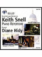 Neil A. Kjos Piano Library CD: Baroque/Classical, Romantic, Etudes, Prep & Level 10 Sheet Music