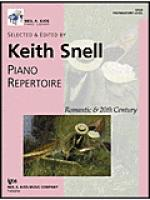 Neil A. Kjos Piano Library-Piano Repertoire: Romantic-20th Century Preparatory Level Sheet Music