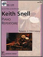 Neil A. Kjos Piano Library Piano Repertoire: Romantic-20th Century Level 1 Sheet Music