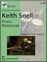 Neil A. Kjos Piano Library-Piano Repertoire: Romantic-20th Century Level 3 Sheet Music