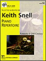 Neil A. Kjos Piano Library-Piano Repertoire: Romantic-20th Century Level 9 Sheet Music
