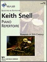 Neil A. Kjos Piano Library-Piano Repertoire: Romantic-20th Century Level 10 Sheet Music