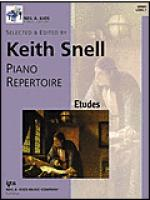 Neil A. Kjos Piano Library-Piano Repertoire: Etudes, Level 1 Sheet Music