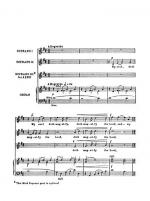 William H. Harris: Magnificat And Nunc Dimittis In D Sheet Music