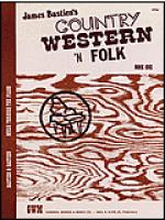 Country Western 'n Folk, Book 1 Sheet Music