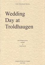 Wedding Day at Troldhaugen Sheet Music