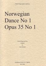 Norwegian Dance No. 1, Op. 35 Sheet Music