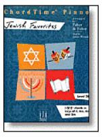 ChordTime® Jewish Favorites Sheet Music