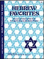 Hebrew Favorites Sheet Music