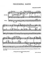 William H. Harris: Processional March for Organ Sheet Music