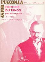 Histoire Du Tango Sheet Music
