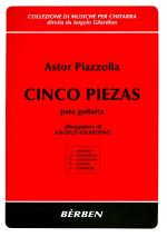 Cinco Piezas Sheet Music
