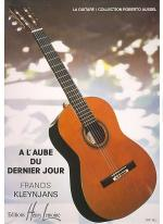 A L'Aube Du Dernier Jour Sheet Music