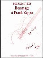 Hommage A Franck Zappa Sheet Music