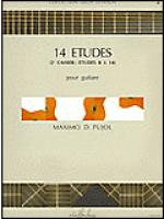 Etudes (14) - Volume 2 Sheet Music