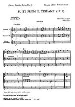 Suite (Il Tigrane) Sheet Music