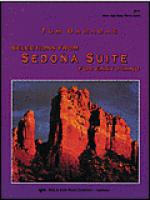 Selections From Sedona Suite For Easy Piano Sheet Music