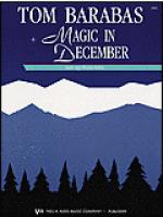 Magic in December Sheet Music