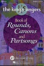 Book Of Rounds, Canons And Partsongs Sheet Music