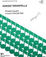 Adagio Tarantella Sheet Music