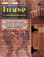 Broadway By Special Arrangement: Clarinet Sheet Music