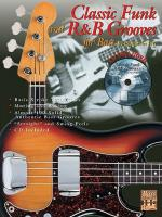 Classic Funk And R 'n' B Grooves For Bass Sheet Music