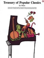 Treasury Of Popular Classics Sheet Music