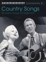 The Easy Keyboard Library: Country Songs Sheet Music