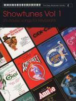 The Easy Keyboard Library: Showtunes - Volume 1 Sheet Music