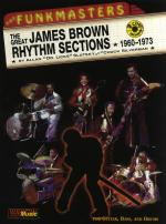 The Funkmasters: The Great James Brown Rhythm Sections Book/CD Sheet Music