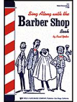 Barber Shop Book Sheet Music