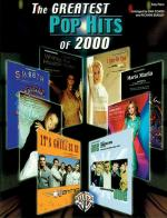 The Greatest Pop Hits Of 2000 Sheet Music